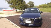 Audi A3 Sportback 越來越有型
