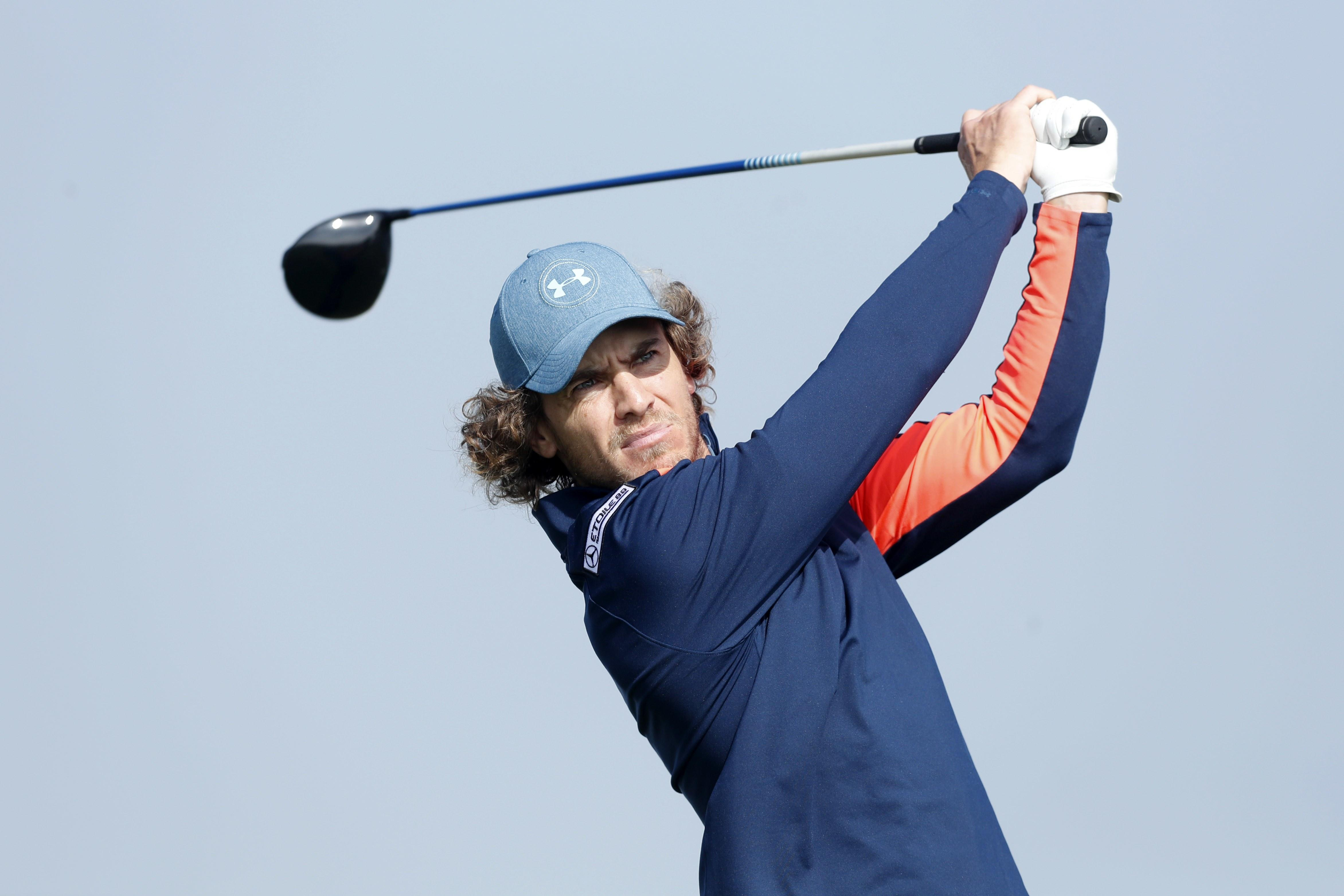 Challenge Tour's Clement Berardo DQ'd for running out of golf balls