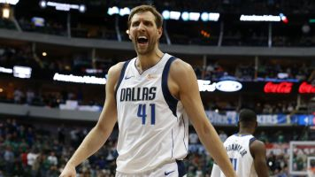 Dirk passes Wilt for 6th on all-time scoring list