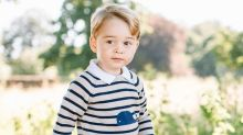Prince George Will Be Wearing a $466 Uniform to School