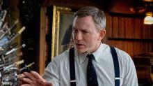 Daniel Craig termina James Bond y empieza otra saga con 'Puñales por la espalda'