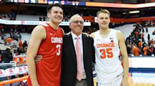 Jimmy Boeheim, son of Syracuse coach Jim and Buddy's brother, transfers from Cornell to Orange