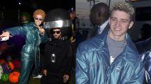 Halloween 2019: Jessica Biel se disfraza de Justin Timberlake