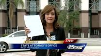 Prosecutor files discrimination suit after being fired while battling cancer