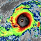 Super Typhoon Surigae rapidly intensifies to a Cat. 5 near Philippines