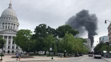 Fire Cuts Power to Thousands Near Wisconsin State Capitol