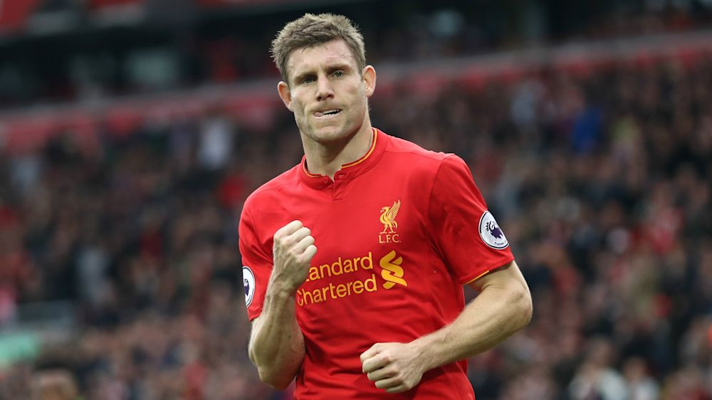 Milner discusses adapting to Liverpool role that isn't like playing 'Sunday with your mates'