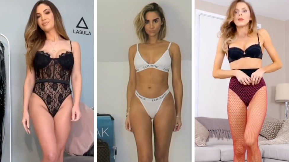 The bizarre undies trend taking Instagram by storm