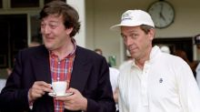 Hugh Laurie hints reunion with Stephen Fry is on the cards