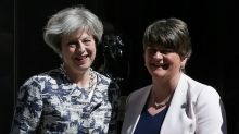 PM May pays out for N. Ireland deal to govern Britain