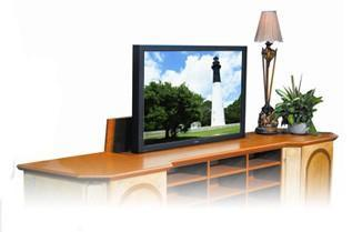 Draper introduces new FlatScreen Lift to conceal your HDTV