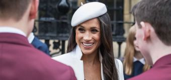 Runway looks that could inspire Markle's gown