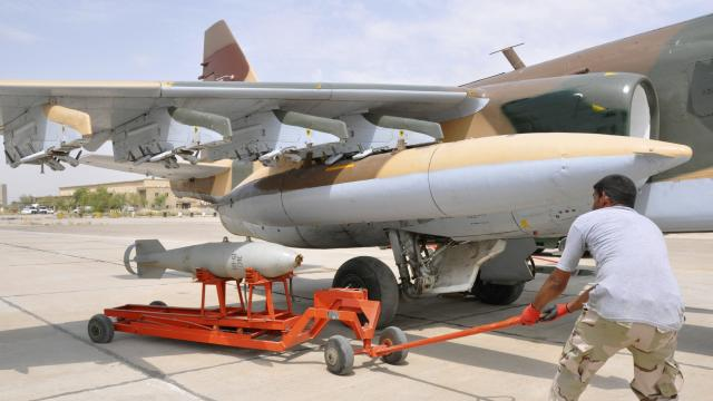 Iraqi MOD Takes Delivery of Russian Warplanes