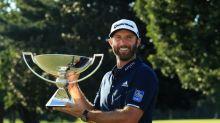 DJ 'can play better', Catlin evokes Tiger feat: golf talking points