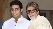 Here's How Abhishek Wished Amitabh Bachchan on His B'Day