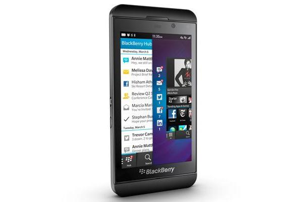 How would you change Blackberry's Z10?