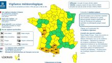 Neige-verglas : 9 départements en vigilance orange