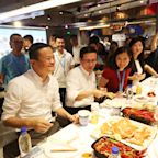 Alibaba's Jack Ma: We have to 'embrace the physical world'