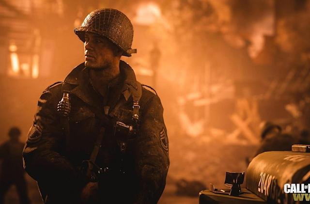 Alexa can help improve your 'Call of Duty: WWII' K/D ratio