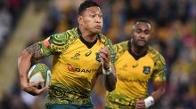 Folau to miss Wallabies' end-of-year Tour