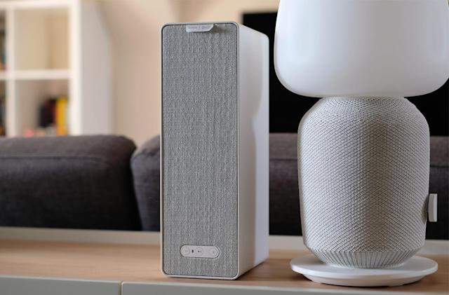 IKEA's Sonos-powered speakers are available now