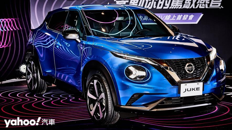貫徹怪奇本色!Nissan大改款Juke正式發表86.9萬起! - 3