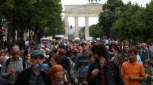 German consumer morale improves slightly, job fears remain high: GfK