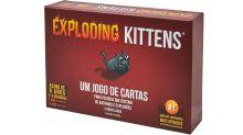Exploding Kittens é jogo de cartas com diversão garantida
