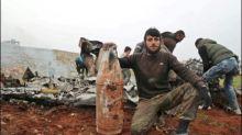 Erneut Hubschrauber der syrischen Armee abgeschossen
