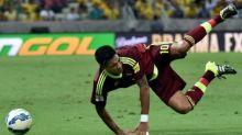 Venezuela's Vargas suffers horror leg break in Australia