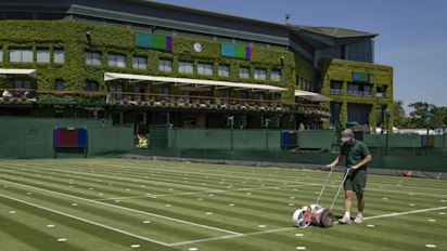 Andy Murray receives Wimbledon wild card with preparations in full swing