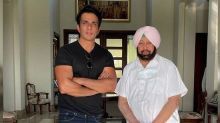 Sonu Sood Appointed Brand Ambassador of Punjab's Vaccination Drive
