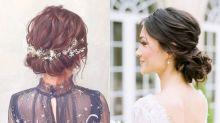 【2020戶外草地婚禮髮型👰🏻】新娘及姊妹髮型推介,連賓客都適合!