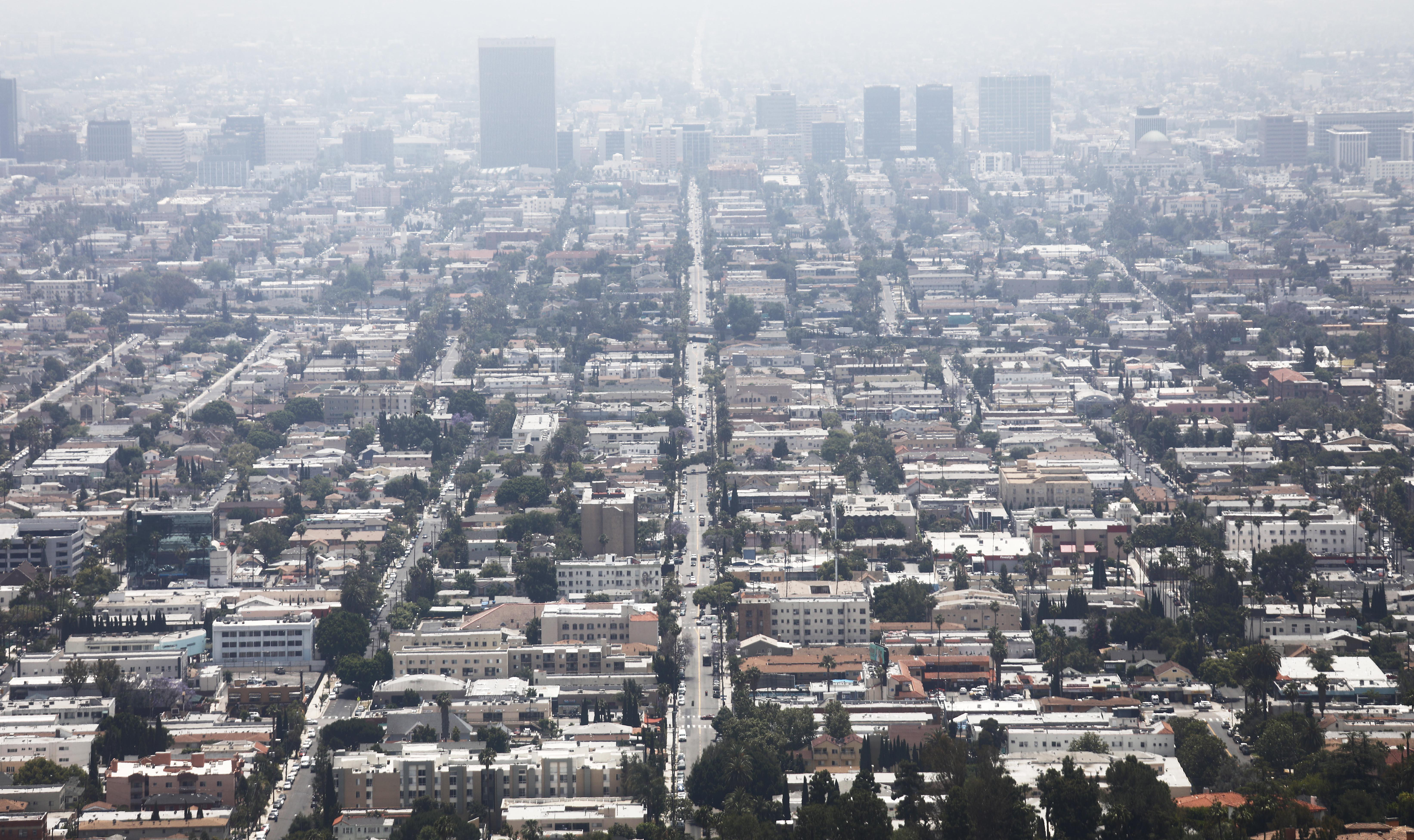Los Angeles Remains In Top Spot, For City With Worst Air Pollution In The U.S.