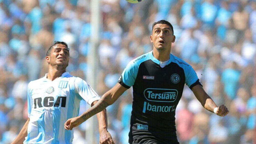 Belgrano bajó a Racing y ganó en Córdoba después de 10 meses