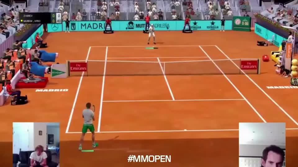 Murray routs grumpy Zverev as Nadal bags consolation virtual win thumbnail