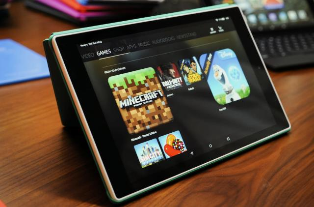 Amazon reverses course on encryption for its Fire tablets