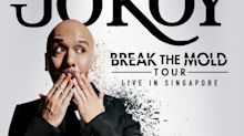 Record-breaking comedian Jo Koy performing in Singapore in June