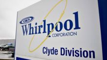 Whirlpool misses on revenues, beats on EPS