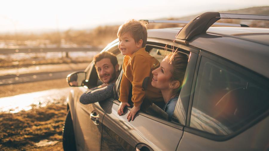 UK's top road trip destinations on Booking.com