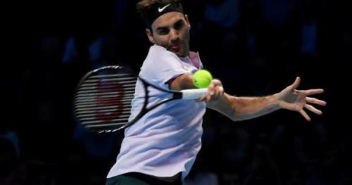 Tennis - ATP - Masters - Masters ATP de Londres : Roger Federer est en demi-finales