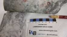 Labrador Gold Intercepts 20.6 g/t Over 3.6 Metres and 10.48 g/t Over 2.4 Metres at Big Vein Visible Gold Intersected in Four Drill Holes