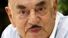 German film producer Artur Brauner dies aged 100