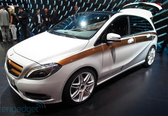 Mercedes reportedly scraps hybrid plan for B-Class E-Cell Plus EV, going all-in on electrons with Tesla
