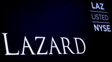 Lazard axes 200 jobs as profit falls amid dealmaking slowdown