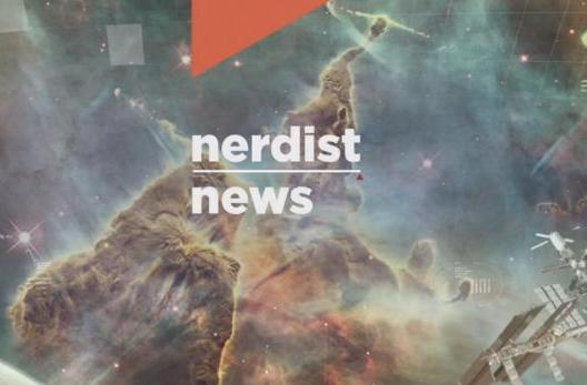 Syfy picks up a 'Nerdist News' pilot