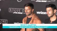 """Ricky Martin confiesa de época previa a compartir su orientación sexual con el mundo: """"Estaba deprimido"""""""