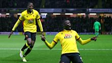 Watford 2 West Brom 0: Niang and Deeney see off disappointing Baggies