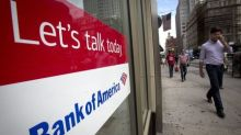 Bank of America Stock Falls 7%