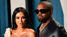 Kim Kardashian shares hologram of late father given to her by Kanye West